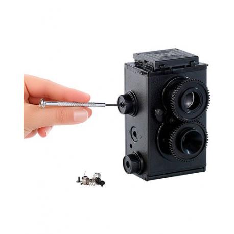 Construisez votre appareil photo argentique