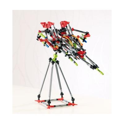 Kit de construction en plastique robuste 328 pièces