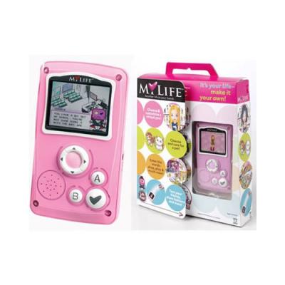 Console de jeu portable pour enfant avec le jeu My Life - Giochi Preziosi