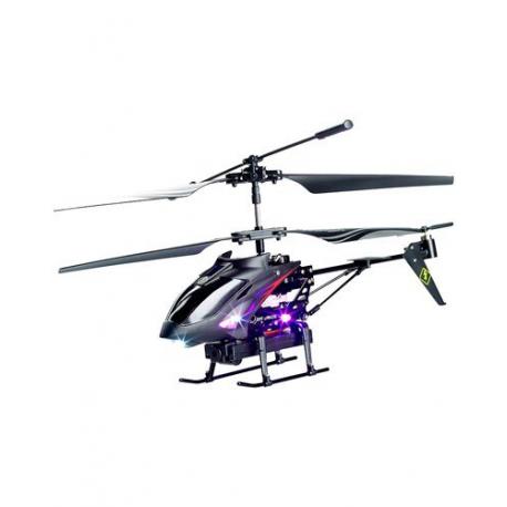 Mini Hélicoptère télécommandé avec gyrostabilisateur + caméra et Batterie 240 mAh - Diamètre rotor 19,4 cm