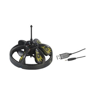 Soucoupe volante fonctionnant grâce à un sytème à induction