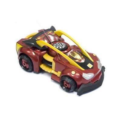 Mini voiture de course télécommandée avec rotations à 360 degrés - Iron Man 2