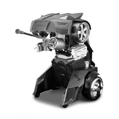 Robot télécommander transformation en voiture de course lance-missiles - Street Troopers