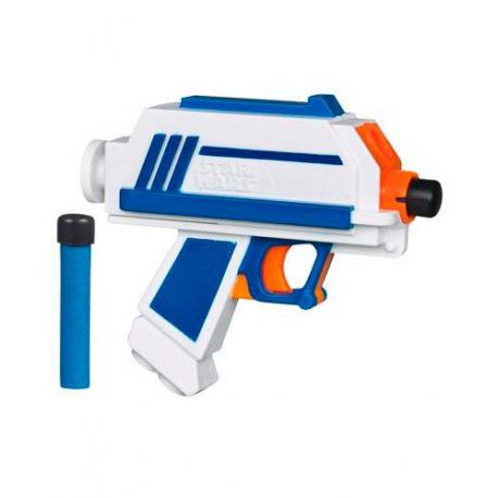 Pistolet avec projectiles en mousse - Capitaine Rex - Star Wars