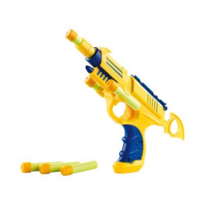 Pistolet à fléchettes en mousse
