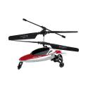 Mini Hélicoptère télécommandé avec Coque en plastique et Batterie Li-ion - Diamètre rotor 16,5 cm
