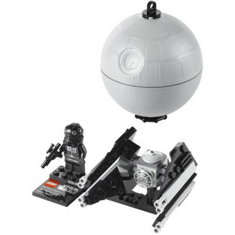 Et Jeu Construction Lego Star L'intercepteur Impérial Pièces De 9676 L'étoile Wars 65 La Mort PwkOn0