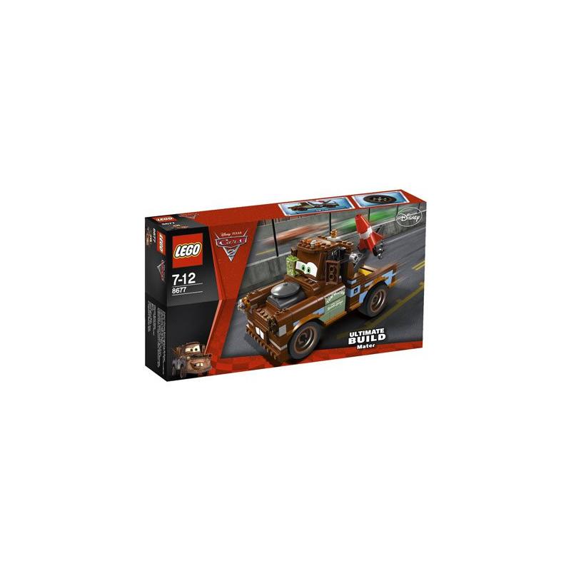 martin lego cars 2 jeu de construction 288 pi ces lego 8677. Black Bedroom Furniture Sets. Home Design Ideas