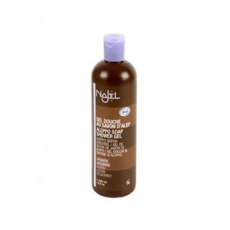 Gel douche au savon d 39 alep pour nettoyage en profondeur et hydratation de la peau - Gel douche peau atopique ...