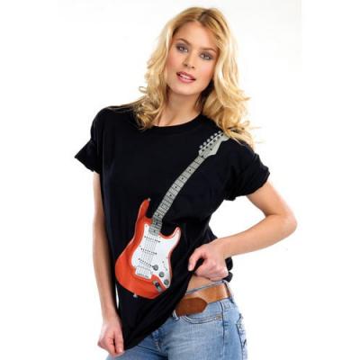 T-Shirt stylé rocker - Taille L