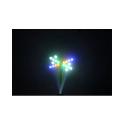 Spot de lumière multicolore 56 LED pour faire la fête