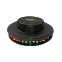 Module à effet de lumière à 360 degrés - 10 W - Noir