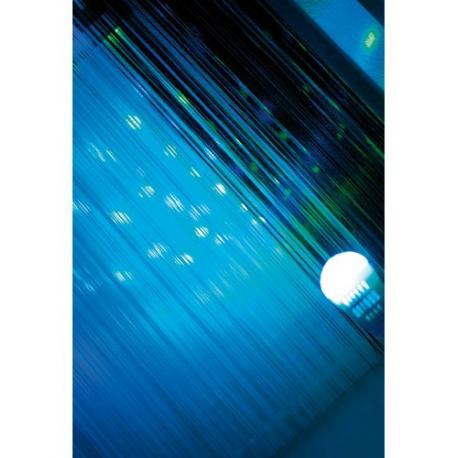 Ampoule pour jeux de lumière à LED - Culot E27 - Etoiles