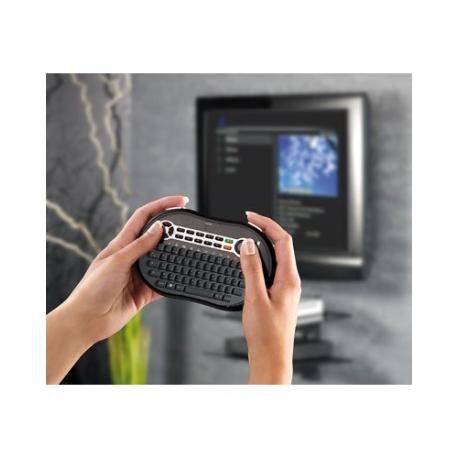 Mini-Clavier sans-fil + Stick General Keys MFT-78XS