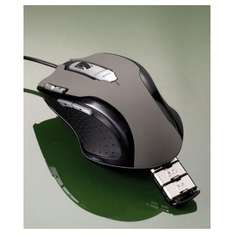 Souris USB filaire par laser 5000 DPI