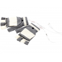 Gants chauffants USB