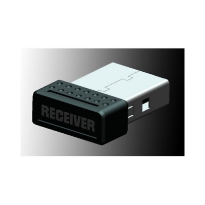Souris USB Sans-fil Velvet Carbone