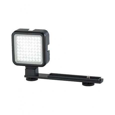Rail Et 64 Sur Fixer Vidéo Lampe Pour Photo À Rectangulaire Le Led Fourni cj3LARq5S4