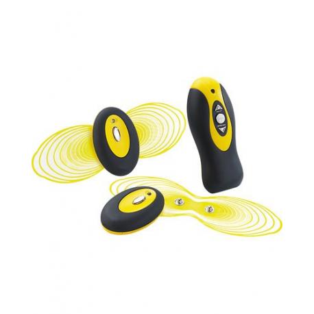 Masseur sans fil avec patchs réglables en intensité