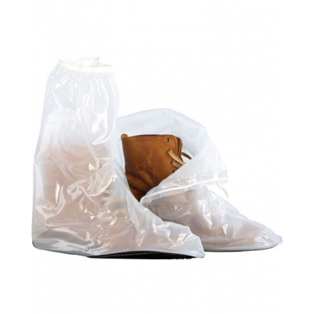 Protection plastique pour chaussures - Taille 35/36