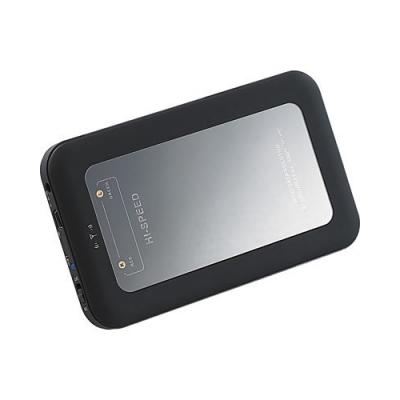 """Boîtier disque dur 2,5"""" USB 2.0 avec transpondeur et puce RFID de décryptage"""