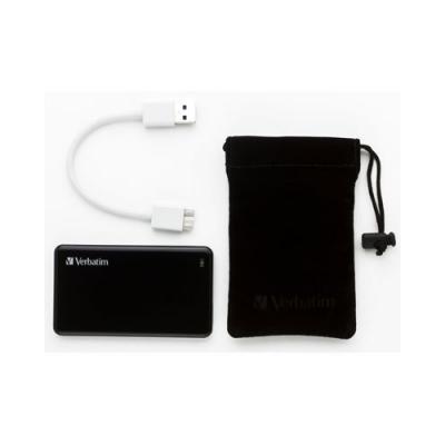 Disque dur Externe SSD USB 3.0 - 128 Go - Verbatim