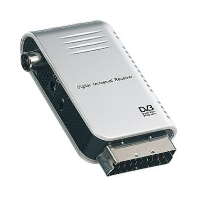 Récepteur TNT HD terrestre sur péritel