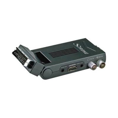 Récepteur TNT HD terrestre sur péritel - Image Haute Définition 1080p via HDMI