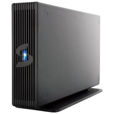 "Boîtier disque dur externe en aluminium 3,5"" USB 3.0 - SATA"