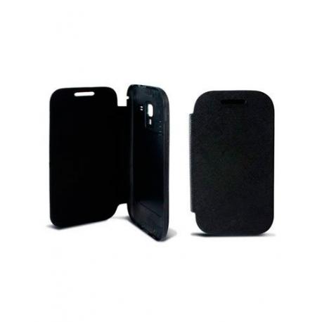 Housse de protection pour téléphone avec clapet pour Samsung Galaxy Ace 2
