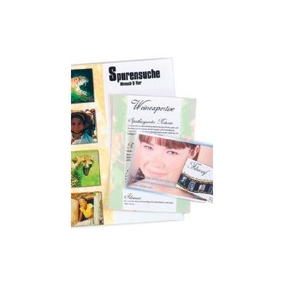 25 pochettes de plastification Format carte de visite 125Mic