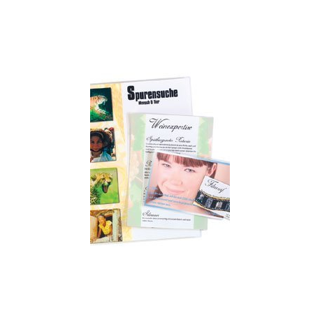 25 pochettes de plastification A6 125Mic