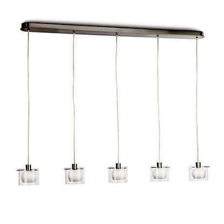 Suspension Halogène 5 Lampes Myliving109cm Design Philips DHe9IYEW2b