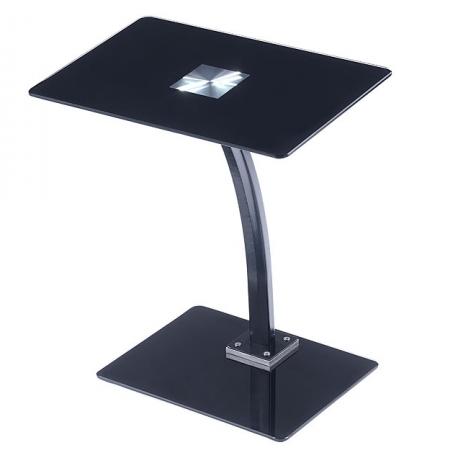 Table D Appoint Design En Verre Incassable 48 X 32 X 58 Cm