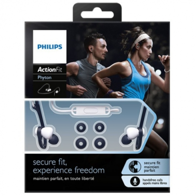 Casque audio filaire philips actionfit phyton shq4305 micro