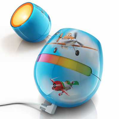 Lampe à led multicolore philips livingcolors 'micro' disney