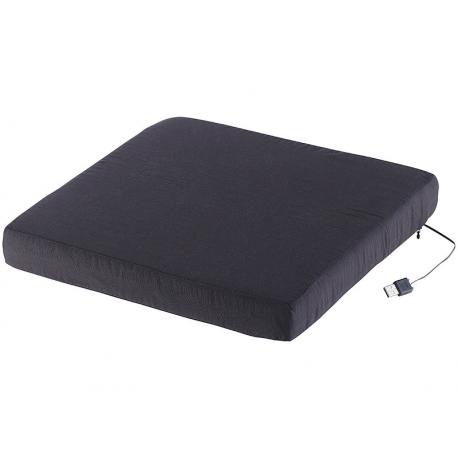 coussin chauffant usb pour voiture ou fauteuil de bureau infactory. Black Bedroom Furniture Sets. Home Design Ideas