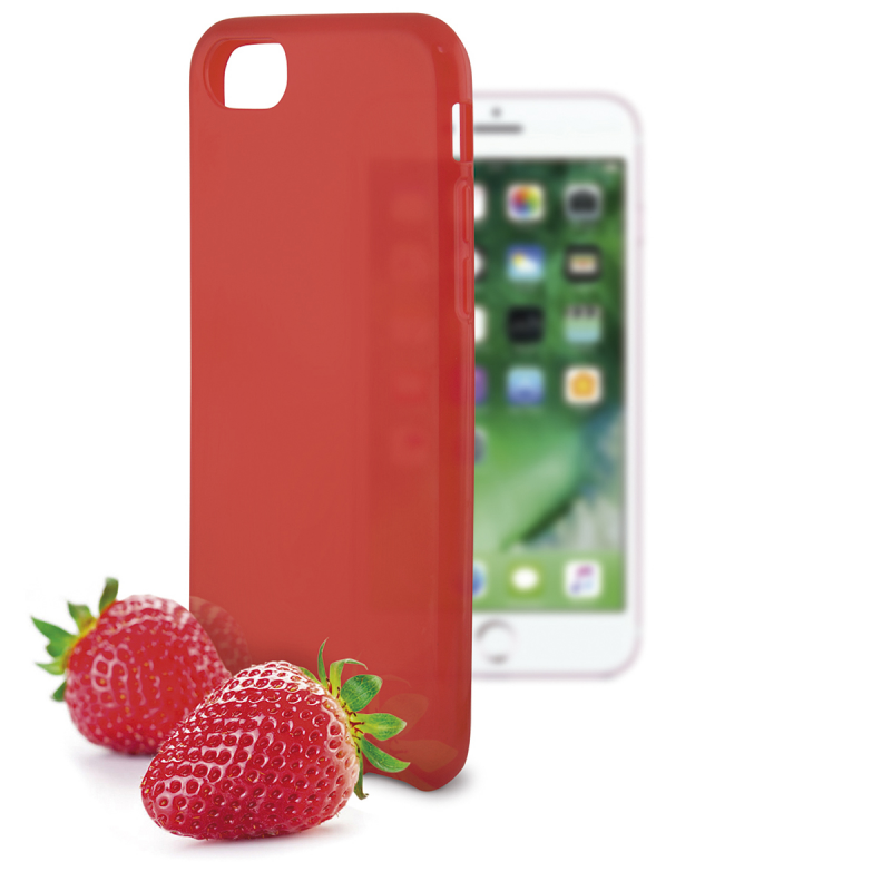 coque iphone 7 s rouge