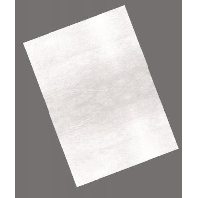 Couvertures pour reliures a4 waytex, couleur ivoire, aspect cuir