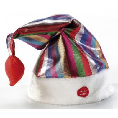 Bonnet chantant d'anniversaire mécanisme : déguisement fête
