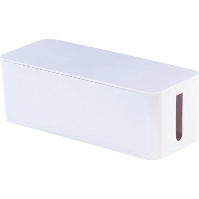 Boîte de rangement pour multiprise et câbles, 2 formats