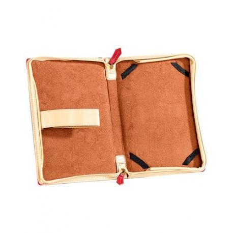 Housse De Protection Ipad Mini Design Livre Ancien Grimoire
