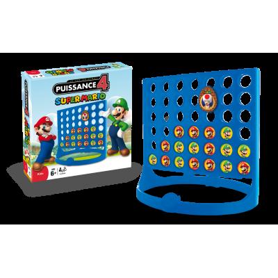 Puissance 4 édition spéciale collector super mario : jeu famille