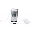 Appareil de massage electrique tens et ems pour douleurs musculaires