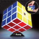 Lampe rubik's cube 3x3 : lampe déco geek et ludique