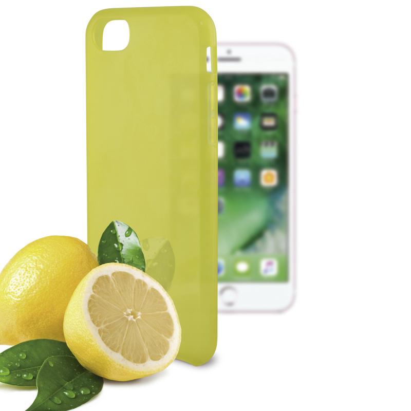 coque iphone 8 citron