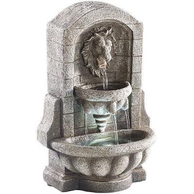 Fontaine à eau d'intérieur lumineuse à led pompe intégrée
